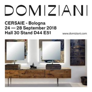 Domiziani DOMIZIANI18_INVITO_ITA_ENG-1-300x300 Cersaie 2018 News
